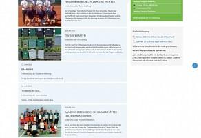 Internetauftritt: TSV Chieming e.V