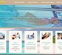 Internetauftritt: beauty solar sun & body in Traunstein
