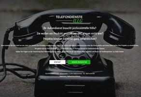 Internetauftritt: Telefondienste Illg